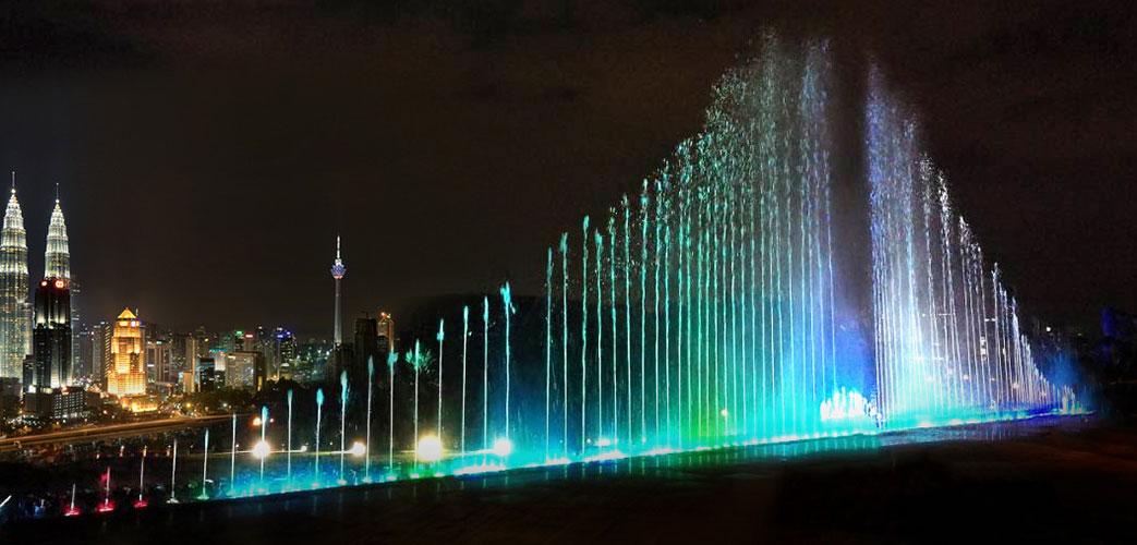 Fountain Equipments